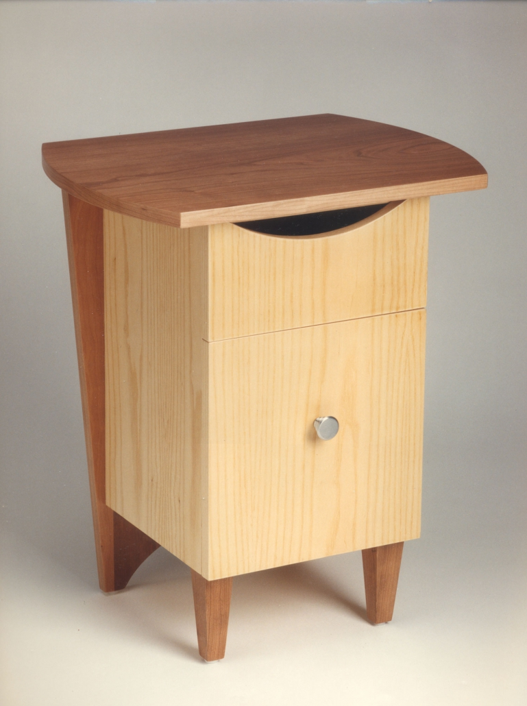 Ash end table